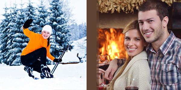 Kış İçin Romantik Mekanlar
