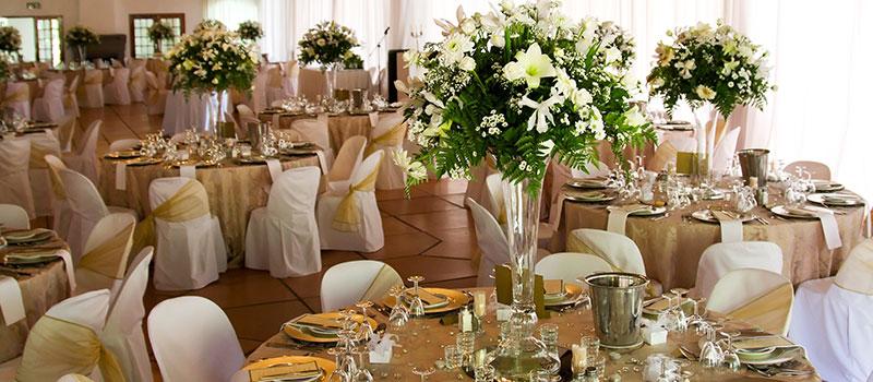 İstanbul'un En Şık Düğün Salonları