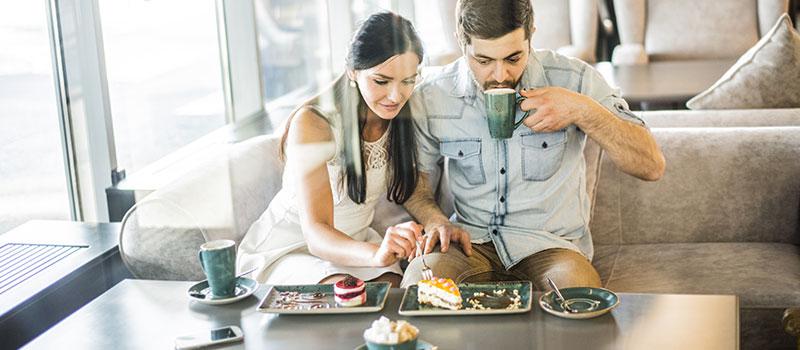 Avrupa Yakasında Sevgilinizle Oturabileceğiniz En Güzel Pastaneler