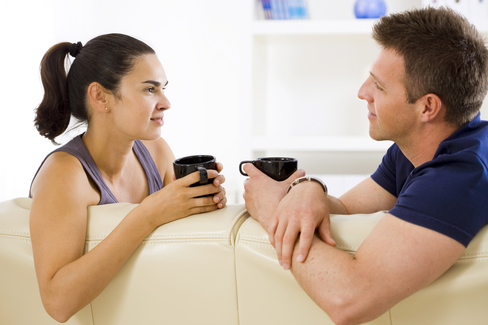 Rahat olun, her konuda sohbet edebilmek paylaşım için çok önemli