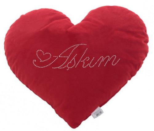 aşkım yastığı
